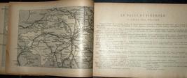 Antique Book 1934 Italy Spa Guide Part II Alpine Resorts Piemonte Photo Maps image 7