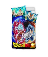 Dragon Ball - Goku vs Vegeta - Bedding Set (Duvet Cover & Pillowcases) - $109.99+