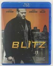 Blitz (Blu-ray Disc, 2011) ACTION POLICE SERIAL KILLER Jason Statham THR... - $5.65