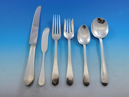 Salem by Tiffany & Co Sterling Silver Flatware Set for 12 Service 72 pieces - $5,400.00