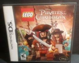 LEGO Pirates of the Caribbean: The Video Game  Nintendo 3DS, 2011 The vi... - $5.91