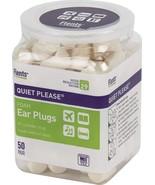 Flents Ear Plugs, 50 Pair, Ear Plugs for Sleeping, Snoring, - $18.00