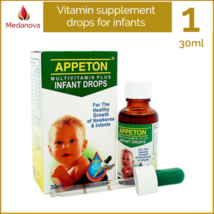 APPETON Multivitamin Plus Infant Drops Supplement (with dropper) - $20.47