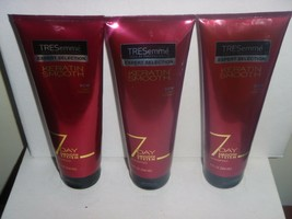 3 Tresemme Expert Selection Keratin 7 Day Smooth System Shampoo Low Sulf... - $29.99