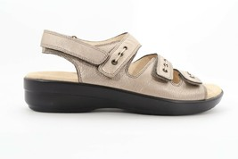 Abeo Emmi  Sandals Champagne Women's Size US 8  Neutral Footbed ( EBP)4465 - $65.00