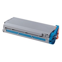 Oki Original Toner Cartridge - LED - 10000 Pages - Cyan - 1 Each - $35.88