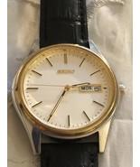 Vintage 1980 Seiko Quartz Japan Quick Set watch # 7N43-9048 - $99.95