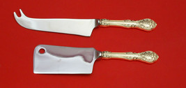 King Edward by Gorham Sterling Silver Cheese Server Serving Set 2pc HHWS  Custom - $129.00