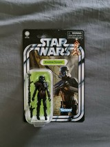Star Wars Vintage Collection Clone Wars VC163 Shadow Trooper - $40.00