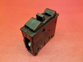 15 Amp GE General Electric Type R 1 Pole Circuit Breaker 15A R115 - $10.88