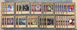 Konami Yu-Gi-Oh! TCG 1st Edition & Unlimited Fairy Normal Monster Cards Lot - $11.40
