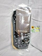 Electric Yoga 2 Pack Mesh Socks Black & Nude w/Crystals FabFitFun - $9.89