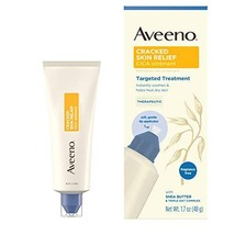 Aveeno Cracked Skin Relief CICA Ointment with Shea Butter and Triple Oat... - $11.02