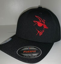 Red B.J. The GOAT Flexfit Hat  - $24.99