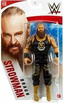 Mattel WWE Basic Series 115 Braun Storwman Action Figure - $11.95