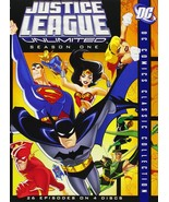 DC Justice League Season One Unlimited Classic Collection 26 Episodes 4 ... - $18.80