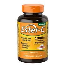 American Health Ester-C with Citrus Bioflavonoids Capsules- 24-Hour Immune Suppo - $19.67