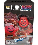 NEW SEALED POP! Funkoverse Board Game Kool Aid Man Expansion w/ Figure - $19.79