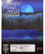 Andre Floyd con Luna Iguana Poster (Z6) - $9.53