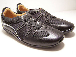 Natural Soul By Naturalizer Finle Womens Shoes Black New Very Comfortable - $31.99