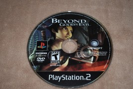 Beyond Good & Evil PS2 Game (Sony PlayStation 2, 2003) Free Shipping vid... - $9.49