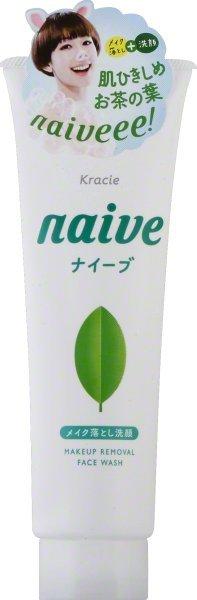 Naive facewash greentea200  1