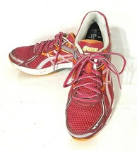 ASICS T3R5N DuoMax GT-1000 2 Women's Raspberry Running Shoes - Size 8.5 - $17.99