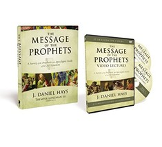 The Message of the Prophets Pack: A Survey Of The Prophetic And Apocalyp... - $89.99