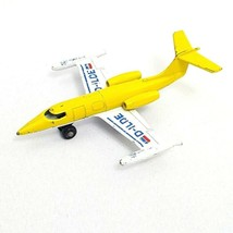1973 Lesney Matchbox Learjet D-ILDE Jet Made in England Toy Die Cast Airplane  - $13.96