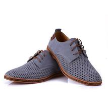 Suede New Flats ROXDIA Shoes Flat Spring Casual Men Summer Driver Footwe Fashion nIdadxqzg
