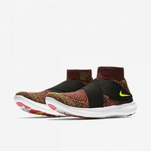 Nike Free RN Motion Flyknit 2017 ComfortTraining Running Shoes 880846 004 Size 7 - $64.52