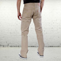 Levi's 501 Men's Original Fit Straight Leg Jeans Button Fly 501-0988 image 3