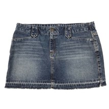 American Eagle Skirt size-10 Womens Denim Mini 100% Cotton - $23.75