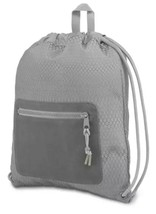 JanSport JS0A3P2A Men's Women's Ascent String Bag Backpack, 976 Cu In / 16 L - $34.99