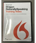 DRAGON NATURALLY SPEAKING 13 PREMIUM WINDOWS DNS 13 with Headset  New In... - $69.25