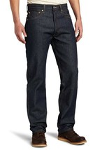 Levi's Levis Men's 501 Original Fit Jeans 38W X 36L Straight Leg Button ... - $34.99