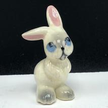 HAGEN RENAKER BUNNY RABBIT FIGURINE miniature vintage usa retired bunnie... - $29.70