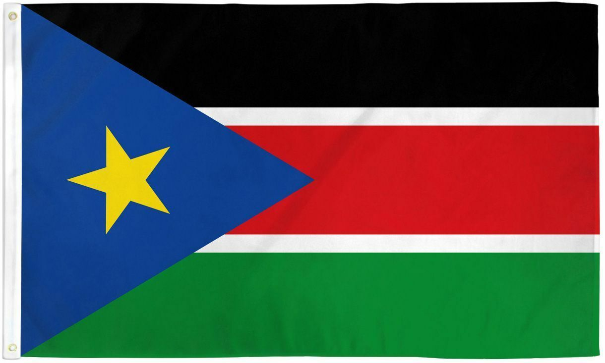 SOUTH SUDAN 3X5' FLAG NEW 3 X 5' AFRICA BANNER 3'X5'