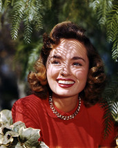 Ann Blyth Beautiful Smiling Glamour Portrait Red Top 16x20 Poster - $19.99