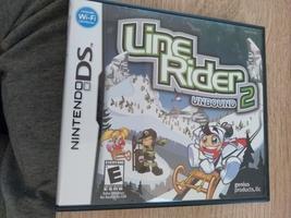 Nintendo DS Line Rider 2: Unbound image 1