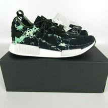 "Adidas Nmd_R1 Primeknit "" Grün Marmor "" Schuhe Herren Größe 12 BB7996 - $117.48"