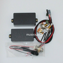 Artec Humbucker Active Pickups With Complete Wiring Setup (HMDC135) - $45.53