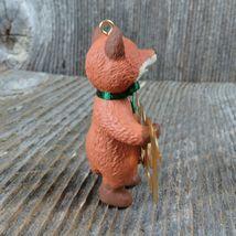 Vintage Red Fox Hallmark Keepsake Christmas Ornament 1996 Fabulous Decade image 7
