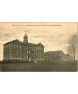 Vtg Postcard Garrett County Court House - Oakland Maryland MD - Unused - $8.95