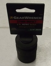GearWrench 84838 27mm - 3/4-Inch Drive 6 Point Standard Impact Socket - $6.44