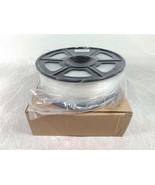 New Unbranded 10100001 Transparent Color ABS 1.75mm 3D Printer Filament ... - $39.60