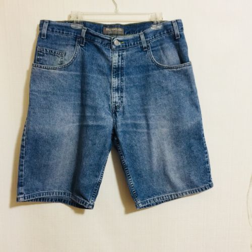 ae642a1a 12. 12. Previous. Vintage Levis Silvertab Jean Shorts Size 36 Loose Fit 100%  Cotton