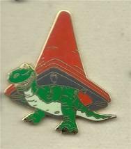 Rex with Cone DINOSAUR Tyrannosaurus Authentic DISNEY Toy Story 2  pin/ - $15.00
