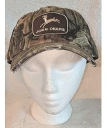 John Deere LP55387 Mossy Oak Hook And Loop One Size Ball Cap - $22.00