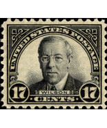 1931 17c Woodrow Wilson, Black Scott 697 Mint F/VF NH - $8.99